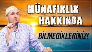 Münafıklık hakkında bilmedikleriniz / Kerem Önder