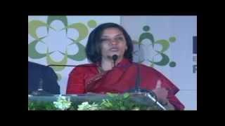 Shabana Azmi's Speech