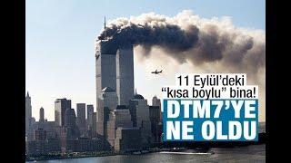 """Tamer Korkmaz   11 Eylül'deki """"kısa boylu"""" bina!"""