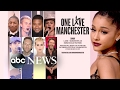 Ariana Grande to return to Manchester for concert