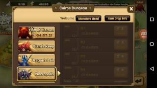 summoners war   nb10 speed team   2 mins