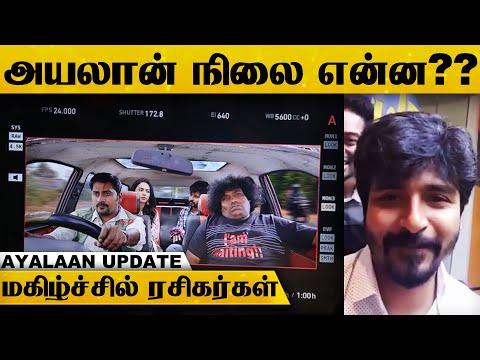 Sivakarthikeyan's AYALAAN பட நிலை என்ன?? - படக்குழு வெளியிட்ட Update! | Rakul Preet Singh | Yogibabu