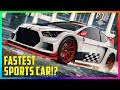 The BEST NEW & FASTEST Rally Sports Car In GTA Online! Vapid Flash GT VS Pariah & MORE! (GTA 5 DLC)