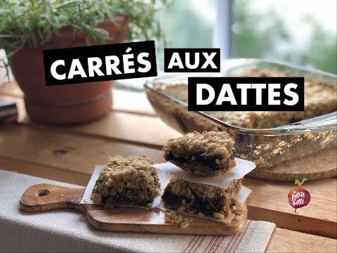 carrÉs-aux-dattes-❤️dessert-populaire-la-petite-bette
