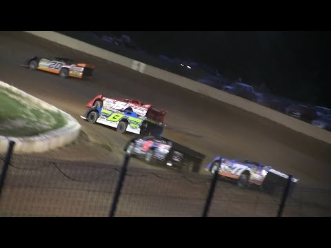 Late Model feature at Hartford Speedway on 7-3-15