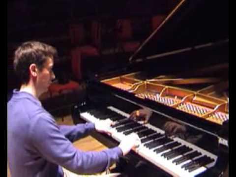 Philip Edward Fisher records Handel Keyboard Suites