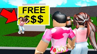 She Pretended To Be My GIRLFRIEND To SCAM Me.. So We TRAPPED Her! (Roblox)