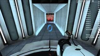 Portal Out Of Bounds Speedrun Tutorial