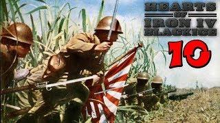 Hearts of Iron IV - Black ICE Japan Again 10 Japanese Army advances