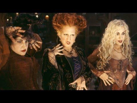 Witches make great movie character
