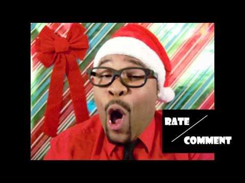 Christmas Medley... Justin Bieber ft. Usher, Josh Groban, Michael Buble, The Glee Cast & more!!!