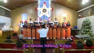 Dem Thanh Nhac Giang Sinh Mua Sao Sang 2013 GX St Maria Goretti San Jose