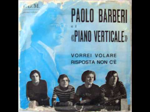 PAOLO BARBERI E IL PIANO VERTICALE        RISPOSTA NON C