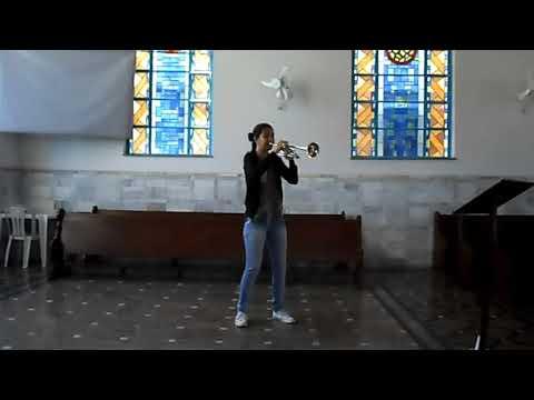 UFOP - Curso de extensão em trompete - Aluna: Bianca Santos - Prof. Erico Fonseca