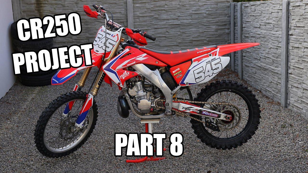 CR250 Project - Part 8 (składanie i efekt końcowy)