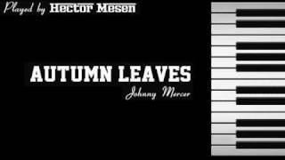 Watch Johnny Mercer Autumn Leaves video