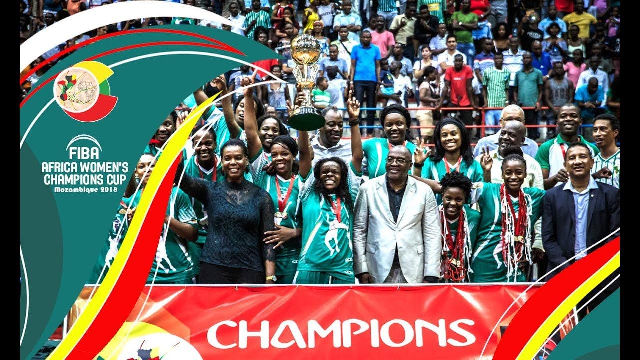 Final - InterClube v Ferroviario Maputo - Full Game
