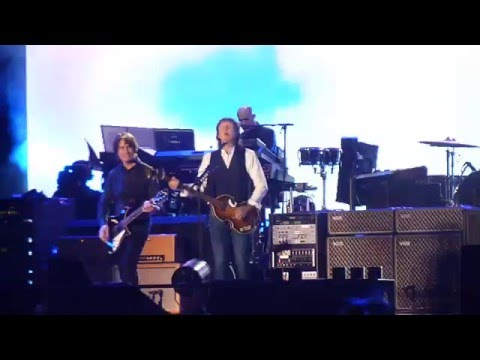 Paul McCartney - Jet (Buenos Aires 19/05/2016)