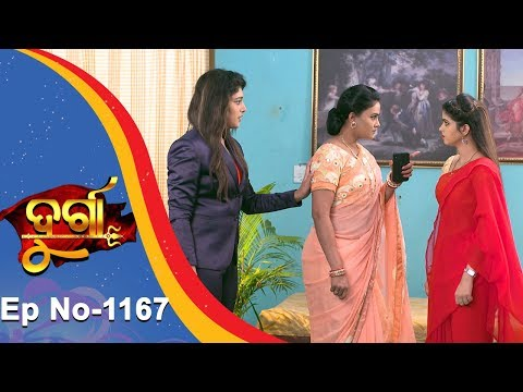 Durga   Full Ep 1167   4th Sept 2018   Odia Serial - TarangTV thumbnail