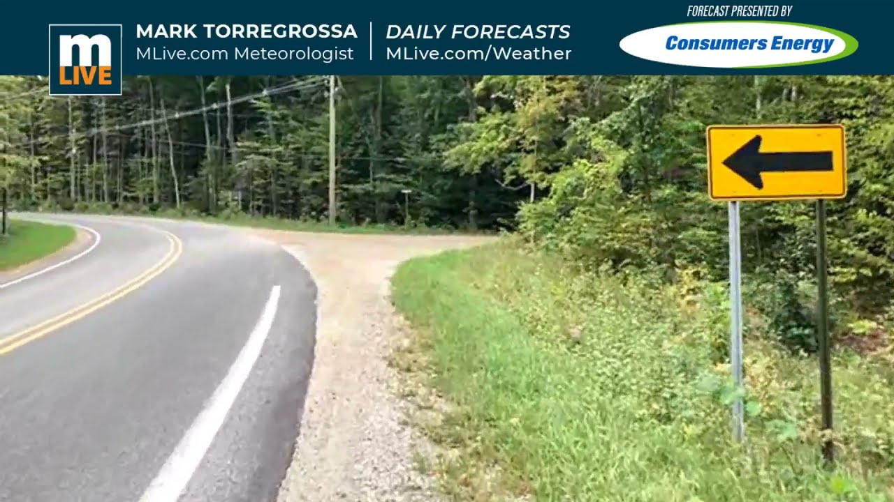 Download Michigan Weather Forecast  - Wednesday, September 22, 2021