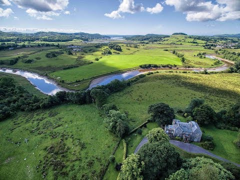 A short tour of Kirkennan Estate, Dumfries & Galloway, South West Scotland