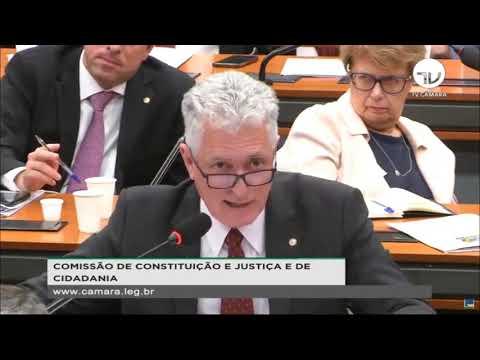 Na frente de Moro, deputado lava a alma dos brasileiros e pede CPI já