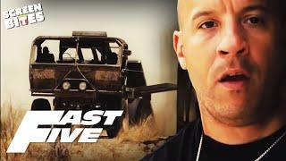 Epic Desert Scene | Fast Five | SceneScreen
