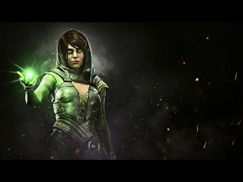 Injustice 2 - Introducing Enchantress!