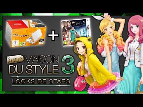 GAGNE TA NEW NINTENDO 2DS XL AVEC LA NOUVELLE MAISON DU STYLE 3 !