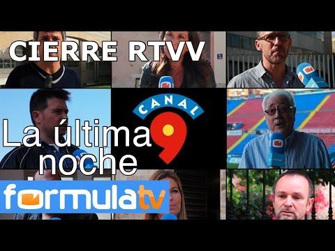RTVV: Las últimas doce horas de Canal 9