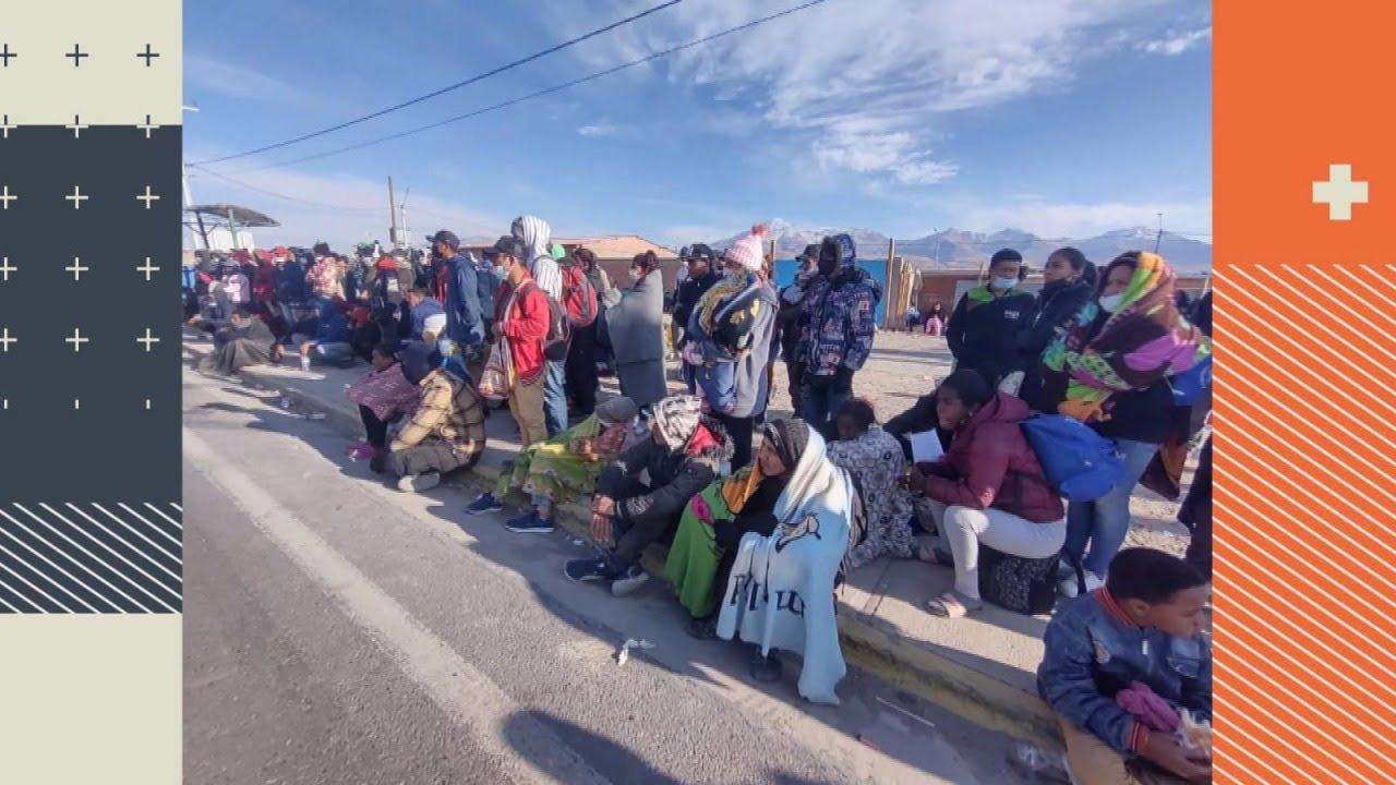 Download Crisis migratoria: Gobierno anuncia reanudará expulsiones masivas