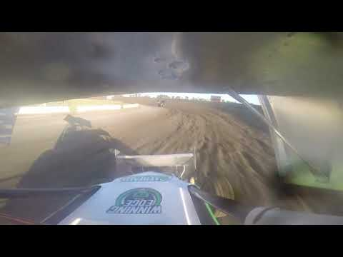 NLSA Lightning Sprint Heat #2 Jamestown Speedway 7/11/19