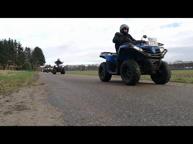 Quad fahren Lündeburger Heide
