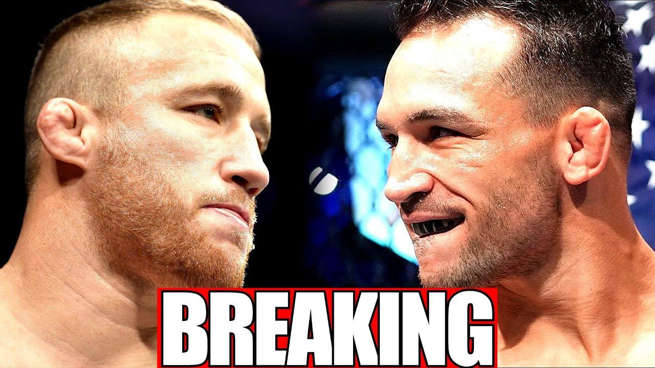BREAKING!!! Justin Gaethje vs Michael Chandler FINALLY OFFICIAL for UFC 268 (Breakdown & Prediction)