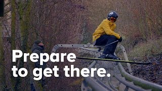Protest - Prepare To Get There - Extreme Rail Slide