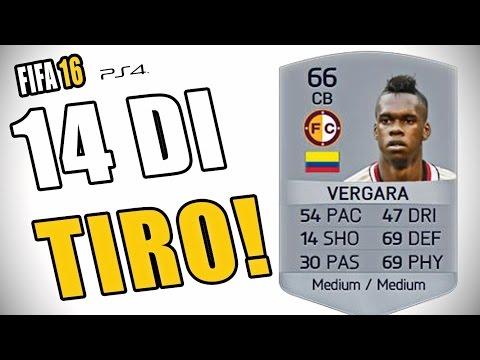 14 DI TIRO IN ATTACCO!!!  - BOMBER PER CASO (Uno Zoppo In Attacco)