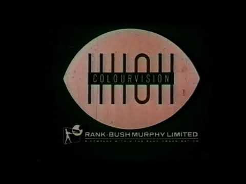 RANK BUSH MUPRHY LTD. Radio & Television manufacturing, 1961
