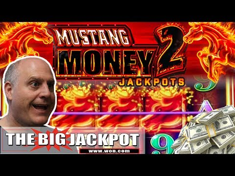 🐴Mustang Money 2 RETRIGGER BONU$ WIN 🐴- The Big Jackpot - 동영상
