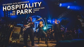 London Elektricity Big Band - Hanging Rock (Live At Hospitality In The Park 2016)