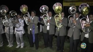 La Banda Mas Grande del Perú Tocando el Picaflor Tarmeño en Cahuacatac 2017