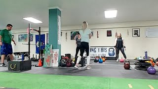 Swing This KB Sport Class LIVE