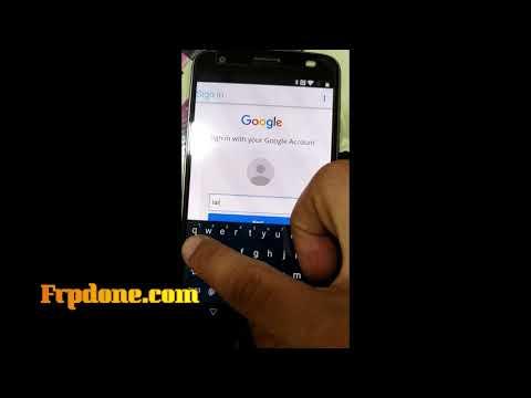 Remove frp motorola z2 z3 z4 version 8 bypass account google moto z2