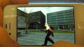 Power Rangers: Samurai Steel App Review for iPhone, iPod Touch and iPad (HD)