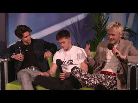 The Vamps Talk 'I'm A Celebrity Get Me Out Of Here'  | Hits Radio