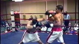 Atlantic Boxing Television Episode 14 Fight 2 Part 2 Gagliardi vs Guzman 155 lbs
