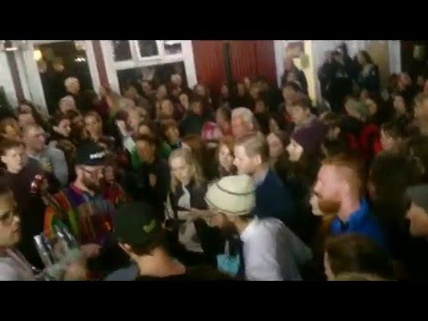 Reykjavik culture night 2015