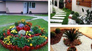 Lindas Inspirações Para Transformar Seu Quintal e Jardim