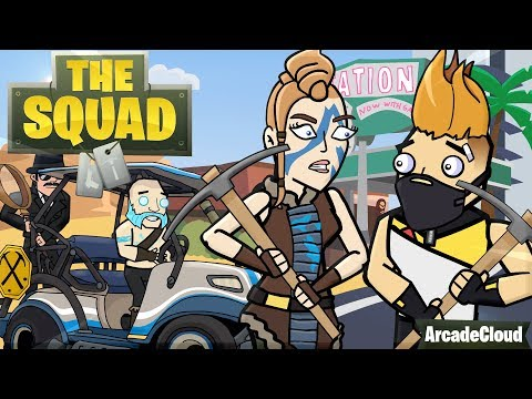 Original Fortnite Animation | RESPAWN | The Squad Season 2