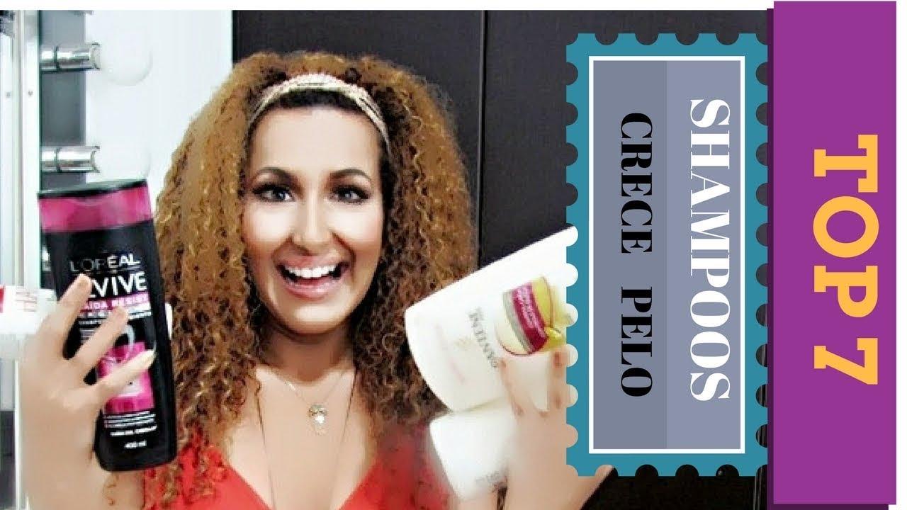 como hacer shampoo para crecer el cabello