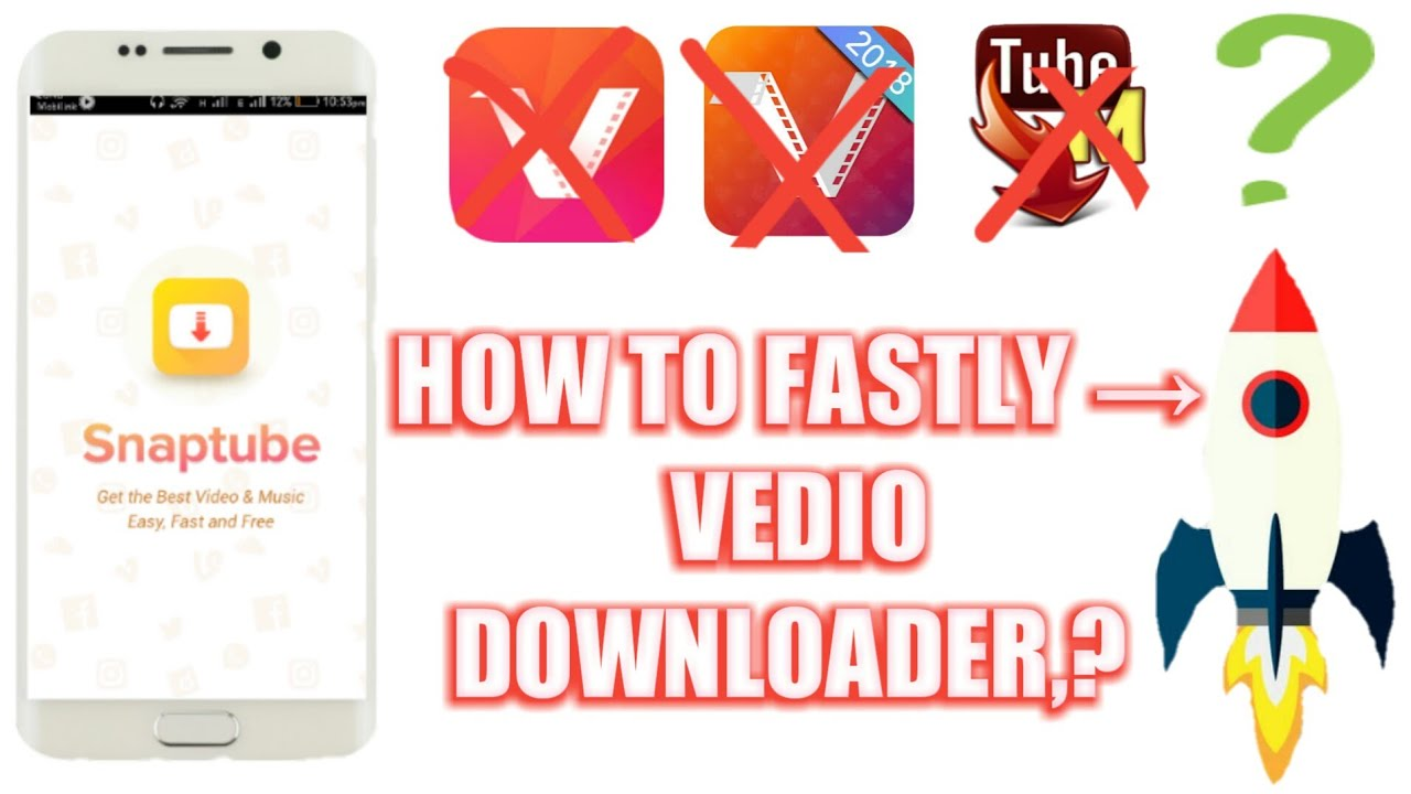 fast tube downloader for android